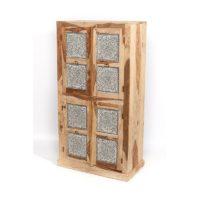 Oosterse Kast Mozaiek 4-deurs