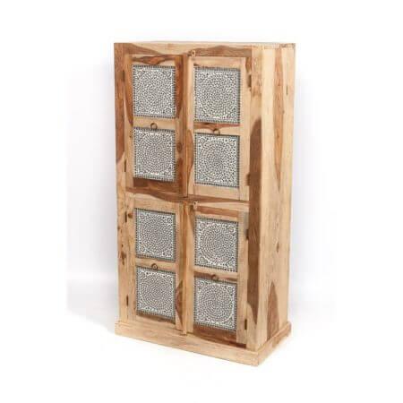 Oosterse|Kast|Mozaiek|4-deurs