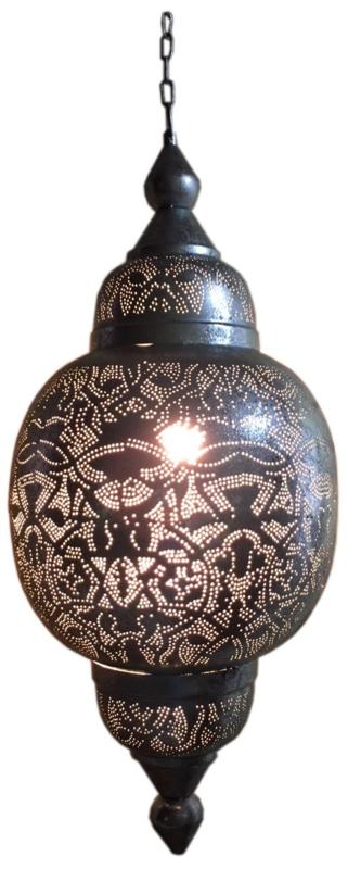 Arabische lampen | Filigrain hanglamp | Oosterse lampen | Zilver | Amsterdam
