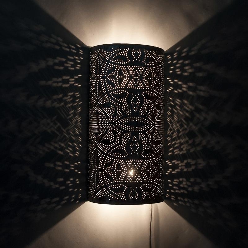 Filigrain|Wandlamp|VIntage|Zilver