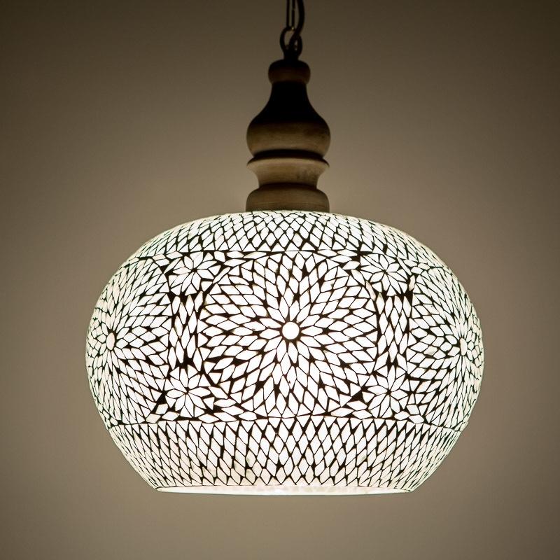 Oosterse|Hanglamp|Eettafel