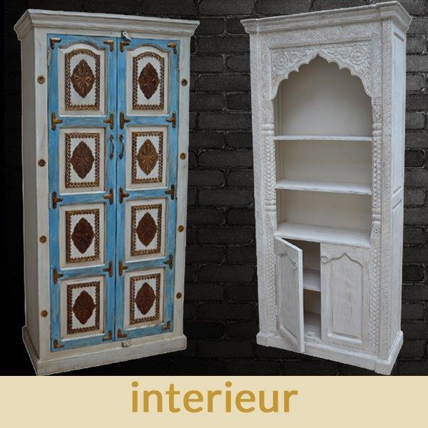 Oosters|interieur|Kalini|Oosterse|Meubelen|Kasten|