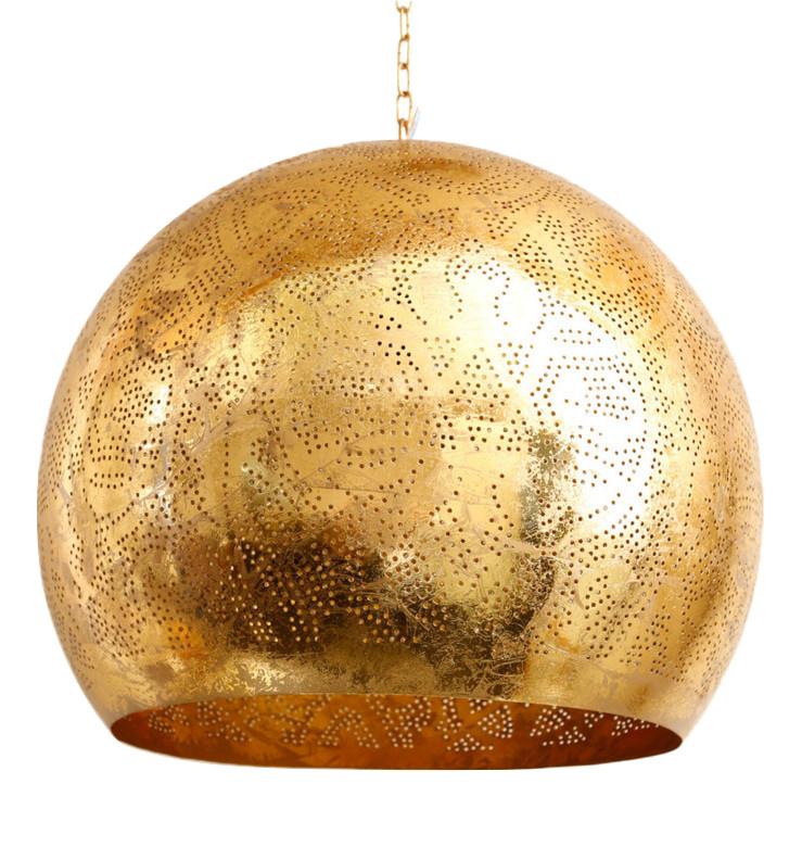 Oosterse lamp | Filigrain design | Marokkaanse lampen | Arabisch | Vintage | Goud