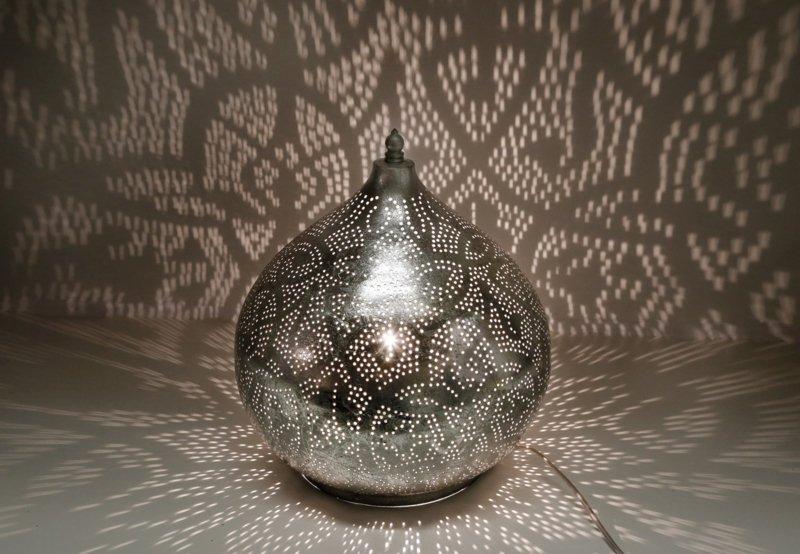 Nieuw Oosterse tafellamp Arabisch filigrain | Scherpe prijzen | Gratis ZZ-71