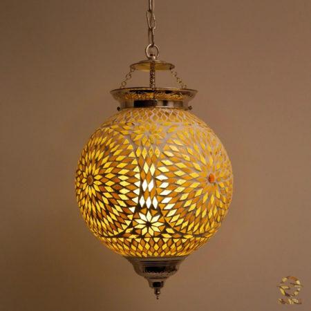 Oosterse hanglamp mozaïek lamp Arabische lampen online Oosterse lampen