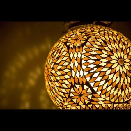 Oosterse lampen mozaïek hanglampen met Arabische uitstraling Marokkaanse inrichting scherpe prijzen
