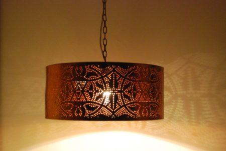 Oosterse hanglamp | Filigrain | Arabische lampen | Oosterse lamp