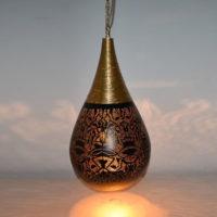 Oosterse lampen | Oosterse hanglamp | Filigrain | Zwart | Goud | Marokkaanse lampen online | Nieuw in de collectie | Oosterse sfeerverlichting