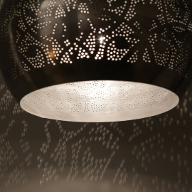 Oosterse hanglamp | Marokkaanse lampen | Arabisch filigrain | Oosterse lampen