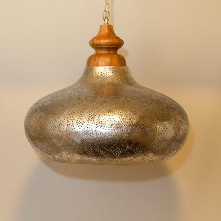 Oosterse hanglamp | Filigrain style | Eettafellamp | Marokkaanse verlichting | Amsterdam