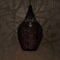 Oosterse hanglamp | Filigrain | Gaatjes lamp | Oosterse lampen | Onderhoudsvrij | Gratis verzenden