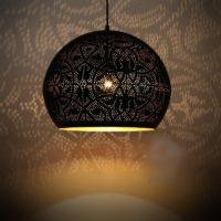 Oosterse hanglamp | Marokkaanse lamp | Arabisch filigrain | Oosterse lampen | Gratis verzenden