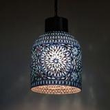 Oosterse lamp | Mozaïek | Arabische lampen | Oosterse hanglampen