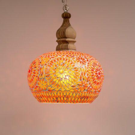 Oosterse hanglampen mozaïek | Arabische lamp | Marokkaanse lampen