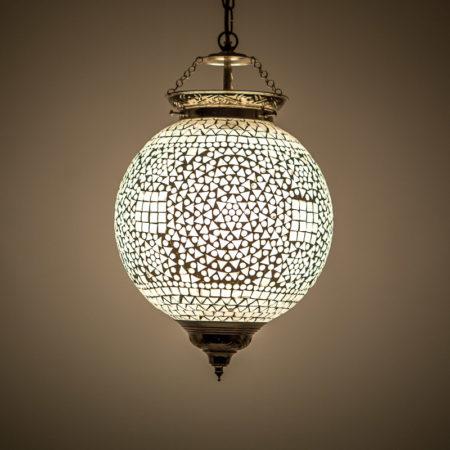 mozaiek hanglamp | Oosterse lamp | Traditioneel | Marokkaanse lamp | Oosters interieur