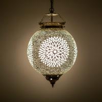 Oosterse lampen   Mozaïek   Hanglamp   Transparant   Amsterdam