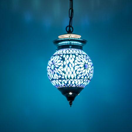 Oosterse hanglamp | Mozaïek | Marokkaanse lampen | Oosters interieur