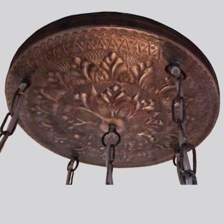 Oosterse hanglamp | Sfeerverlichting | Mozaiek lamp | Arabisch interieur | 1001 nacht | Scherpe prijs