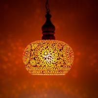 Oosterse hanglamp | Mozaïek lamp | Oosterse lampen