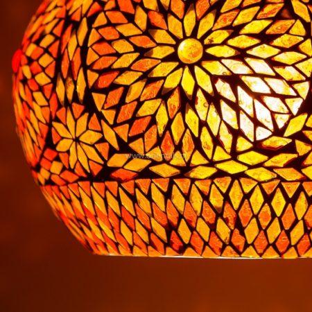 Oosterse lamp | Mozaïek lampen | Marokkaanse hanglamp