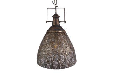Oosterse hanglamp | Vintage koper | Filigrain | Arabische lamp