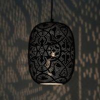 Oosterse lamp filigrain egg | Marokkaanse lampen | Arabische hanglamp