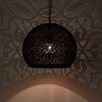 Oosterse lamp | Arabisch filigrain | Marokkaanse hanglamp | Oosterse lampen | Verlichting