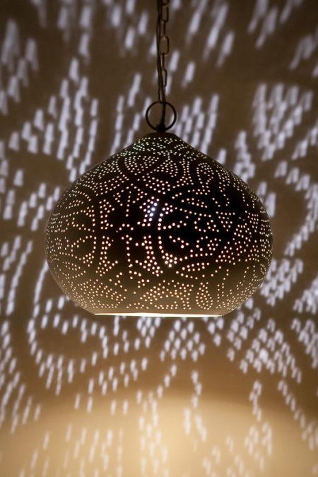 Oosterse lamp | Filigrain | Oosterse hanglamp | Arabische lampen | Metaal | Moderne Oosterse lampen