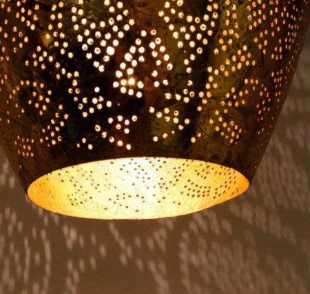 Oosterse lamp | Oosterse lampen | Marokkaanse hanglamp | Filigrain | Verlichting