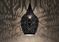 Oosterse lamp | Filigrain | Vintage zilver | Oosterse lampen | Marokkaanse hanglamp | Oosterse verlichting