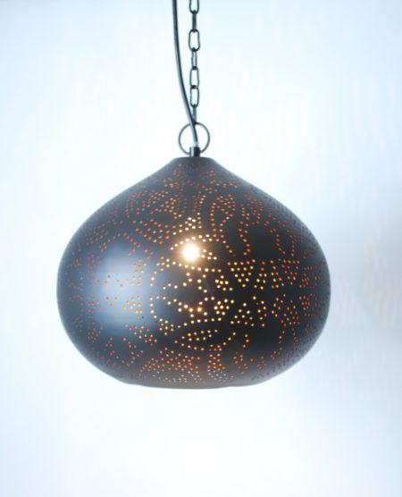 Oosterse lamp | Filigrain | Oosterse lampen | Arabische plafonnière | Marokkaanse hanglamp | Oosterse verlichting