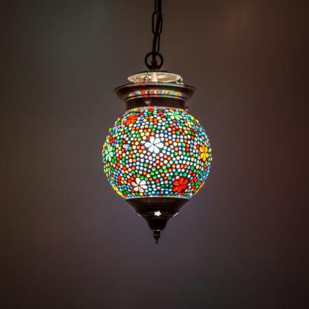 Oosterse hanglamp | Marokkaanse lamp | Mozaïek lampen | Oosters interieur | Amsterdam