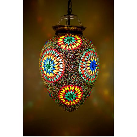 Oosterse lampen | Amsterdam | Mozaiek | Filigrain