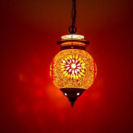 Oosterse lamp met prachtige Marokkaanse invloeden | Scherpe prijzen | Gratis bezorging