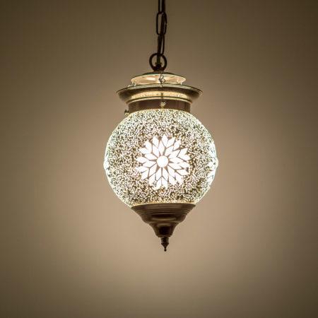 Oosterse lampen | Marokkaanse hanglamp | Mozaïek | Oosters interieur