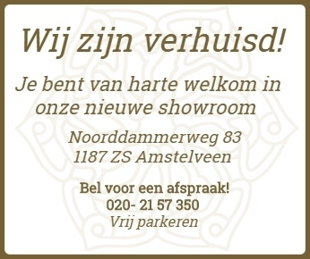 Oosterse lampen winkel heeft een nieuwe showroom adres gewijzigd | Oosterse lampen naar Amstelveen