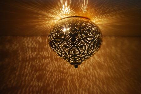 Oosterse plafonnière | Arabische lampen | Marokkaans plafondlamp