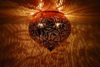 Oosterse plafonniere | Filigrain | Arabische lampen | Oosterse verlichting | Marokkaanse lampen