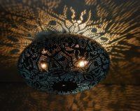 Oosterse plafonnière | Marokkaanse plafondlamp | Arabische lampen | Oosterse lamp