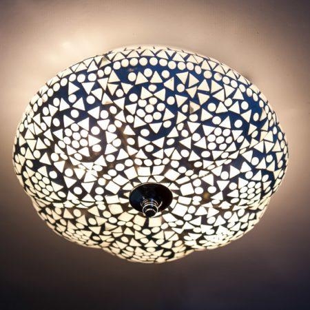 Oosterse plafonnière | Marokkaanse lampen | Oosterse verlichting | Arabische lampen | Kalini