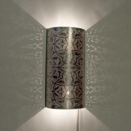 Oosterse wandlamp   Marokkaanse lampen   Arabische verlichting   Oosterse lampen