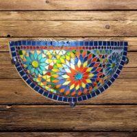 Oosterse wandlamp | Marokkaanse lampen | Mozaïek | Oosterse lamp
