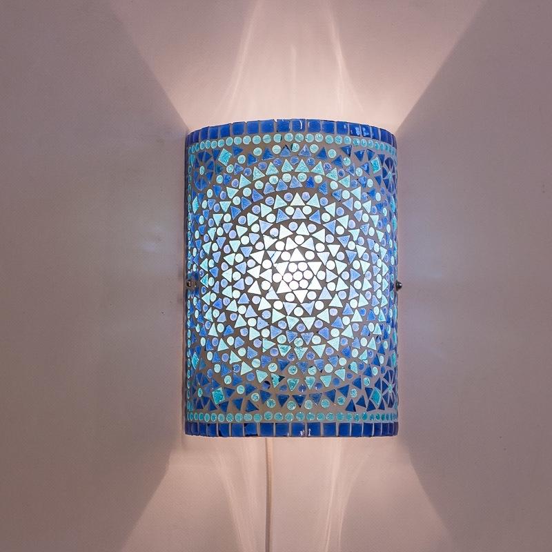 Wandlamp|Mozaiek|Oosterse|Lampen