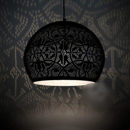 Hanglamp|Oosters|Zilver|Filigrain|Zwart|Arabischelamp|Egyptischelamp|Amsterdam