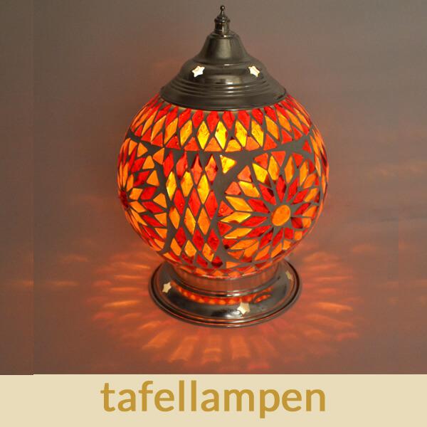 Oosterse tafellampen Amsterdam