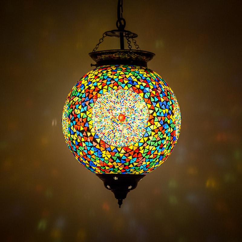 Mozaïek|Hanglamp|Oosterse|Lampen