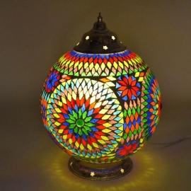 Turkse|Tafellamp|Mozaiek|Amstelveen
