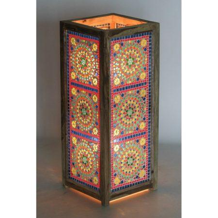 Mozaiek|lamp|Marokkaans|Staande|Lampen