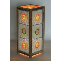 Oosterse|Lampen|Glas|Mozaiek
