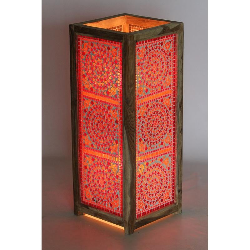 Mozaiek Lamp Vloerlamp Oosterse Verlichting